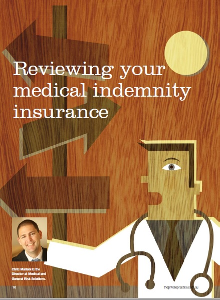 Review Medical Indemnity